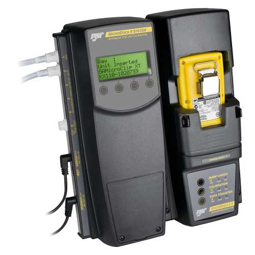 BW Technologies MicroDock II automated instrument docking ...