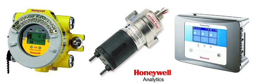Honeywell gas detectors
