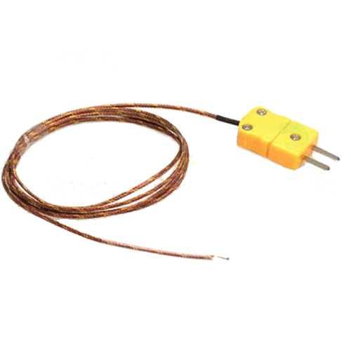 Type K Thermocouple Wire : Tpi open wire air temperature probe gk m